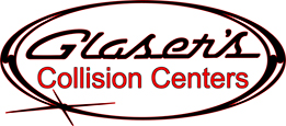 Glasers Collision Logo