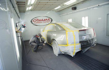 quality repair collision paint