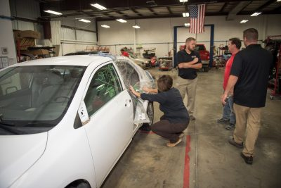 locally owned and operated collision center