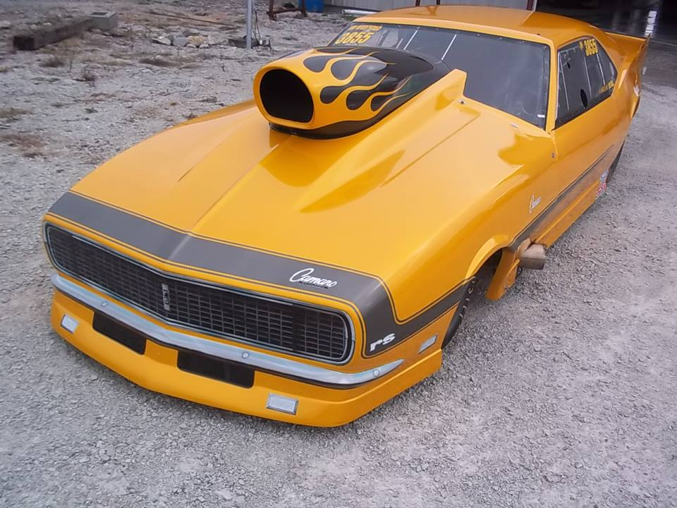 yellowcamaro