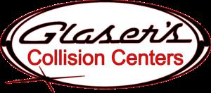 glaser logo knocked out sides