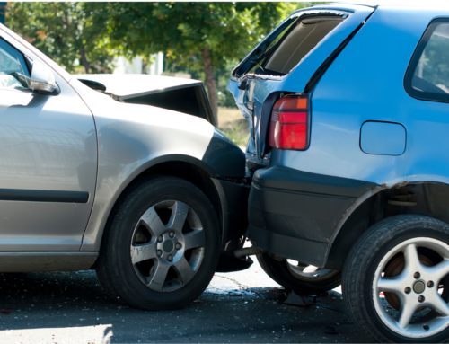 What you need to know about rear-end collisions.